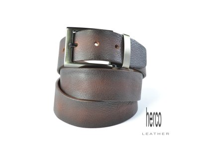 "opasok Jeans herco 4 cm ""Mocca"" color"