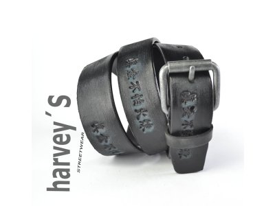 "original opasok harvey´S ""Tattoo"" Black"